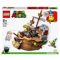 Lego Super Mario 71391 Il veliero volante di Bowser