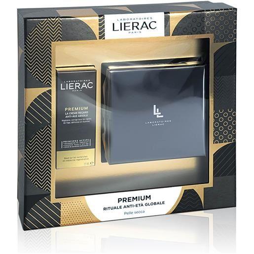Lierac Cofanetto Premium Rituale Anti-Età Globale