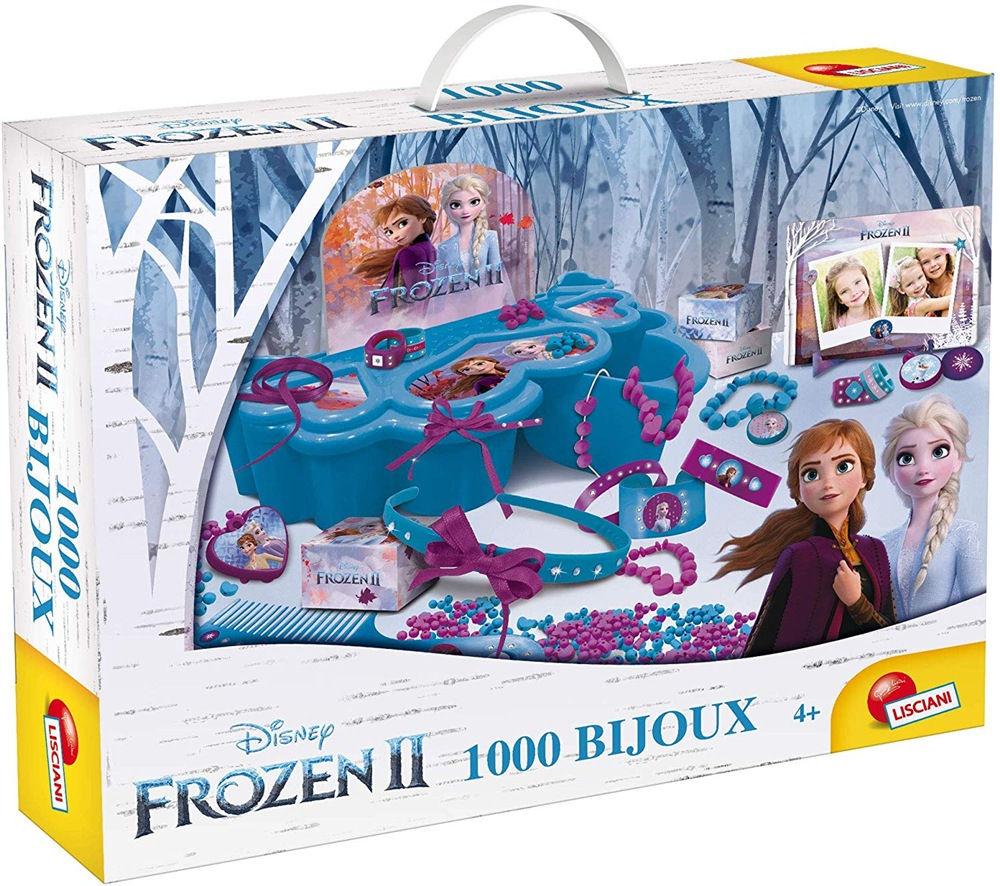 Lisciani Frozen 2 1000 Bijoux