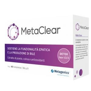 Metagenics Metaclear Compresse