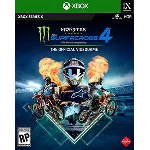 Milestone Monster Energy Supercross 4