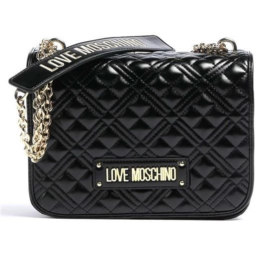 Moschino Love New Shiny Quilted JC4200 Tracolla