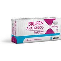 Mylan Brufen analgesico