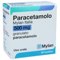 Mylan Paracetamolo 500mg