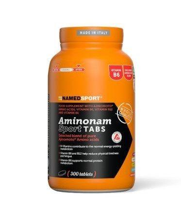 Named Sport Aminonam Compresse