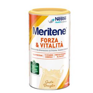 Nestlé Meritene Forza e Vitalità