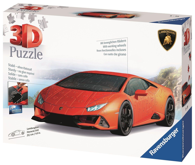 Ravensburger Puzzle 3D Lamborghini Huracán EVO