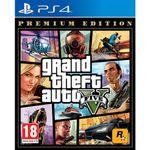 Rockstar Games Grand Theft Auto V: Premium Edition