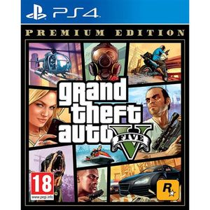Rockstar Games Grand Theft Auto V: Premium Edition