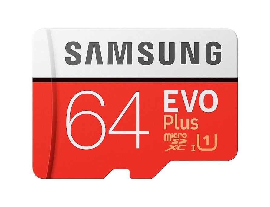 Samsung Evo Plus MicroSD UHS I Class 1