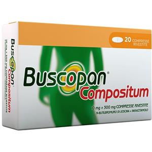Sanofi Buscopan compositum