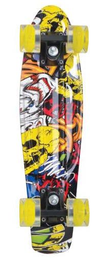Schildkröt Funsports Skateboard Free Spirits