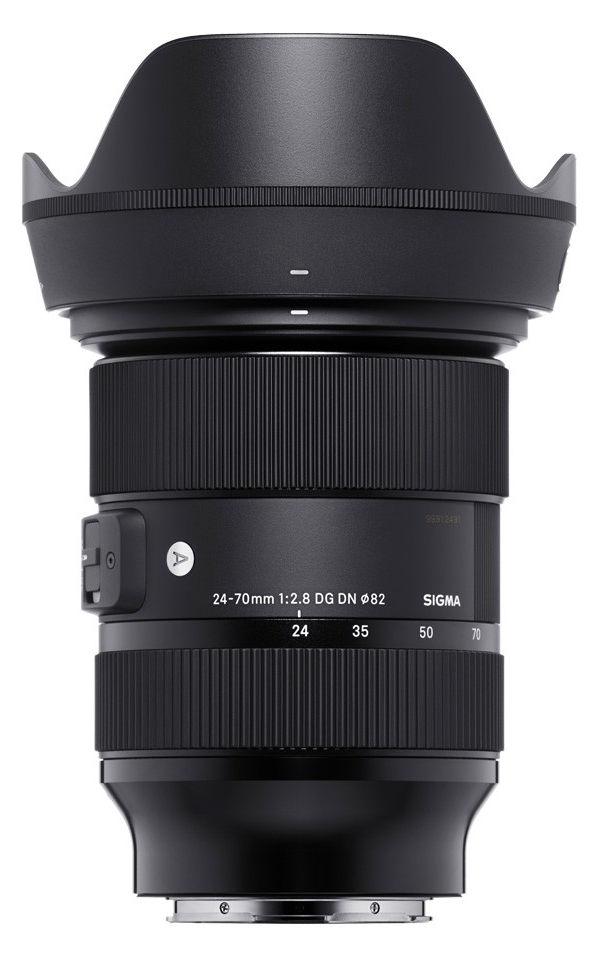 Sigma Art 24-70mm f/2.8 DG DN