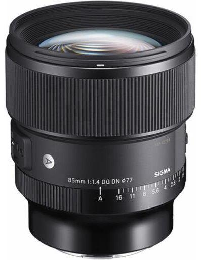 Sigma Art 85mm f/1.4 DG DN