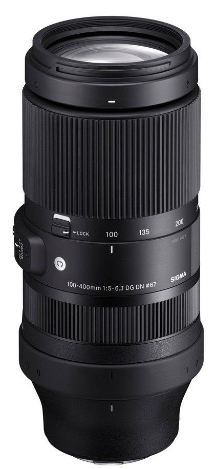Sigma Contemporary 100-400mm f/5-6.3 DG DN OS
