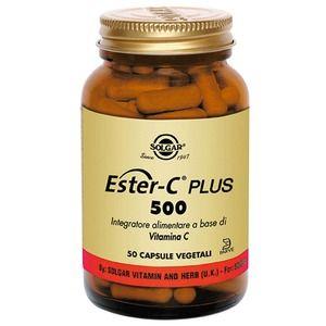 Solgar Ester C Plus 500 Capsule