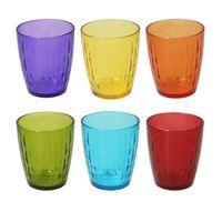 Tognana Bicchieri Glass Gemma 6 pezzi