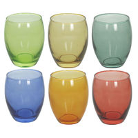 Tognana Bicchieri Glass Tulip 6 pezzi