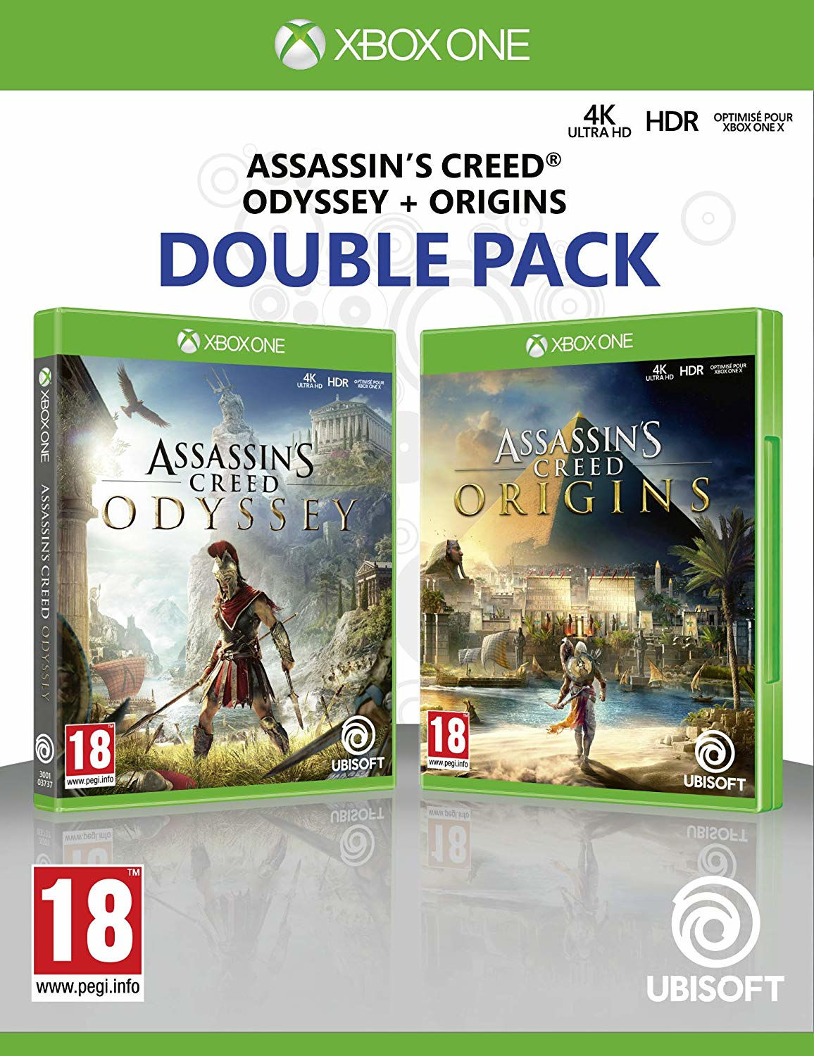Ubisoft Assassin's Creed Odyssey + Origins