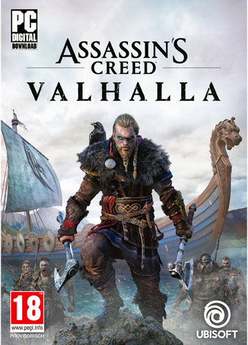 Ubisoft Assassin's Creed: Valhalla