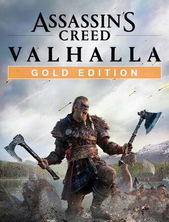 Ubisoft Assassin's Creed: Valhalla - Gold Edition