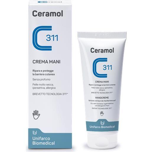Unifarco Ceramol 311 Crema Mani