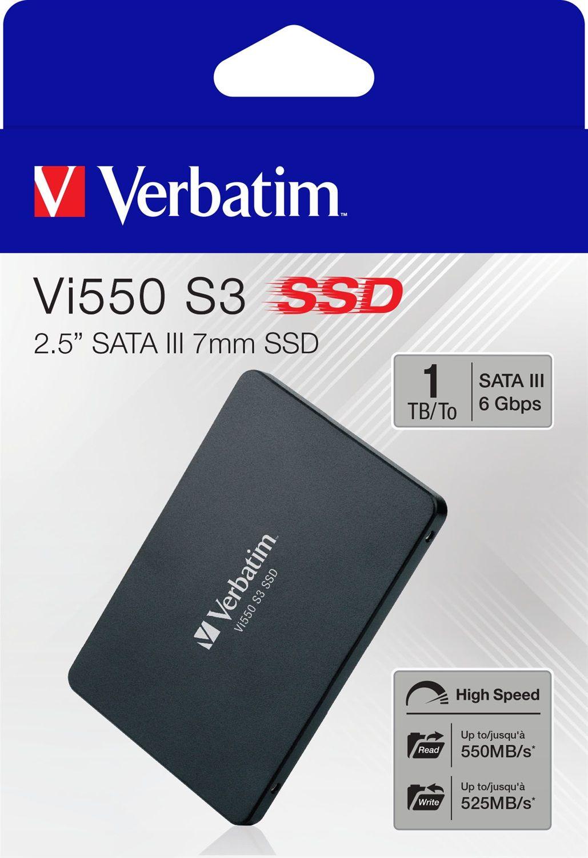 Verbatim Vi550 S3