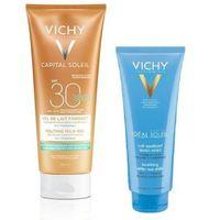Vichy Capital Soleil Gel di Latte SPF30 + Doposole
