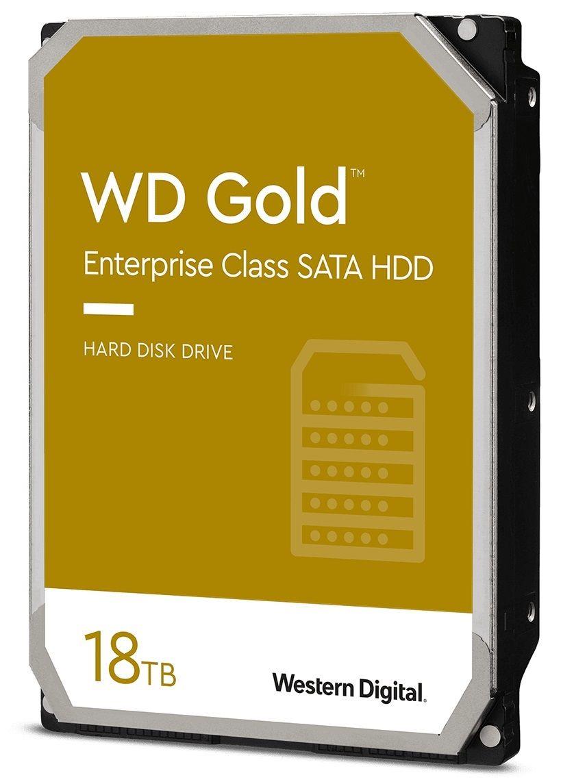 Western Digital Gold Enterprise Class SATA HDD