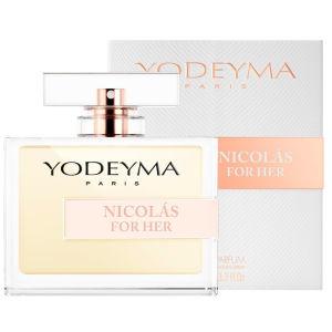 Yodeyma Nicolas For Her Eau de Parfum