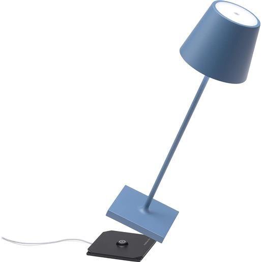 Zafferano Poldina Pro lampada da tavolo