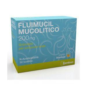 Zambon Fluimucil mucolitico 200mg