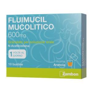 Zambon Fluimucil mucolitico 600mg