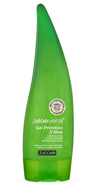 Zuccari Aloevera2 Gel Primitivo d'Aloe Foglia