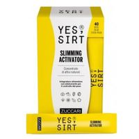 Zuccari Yes Sirt Slimming Activator Stickpack