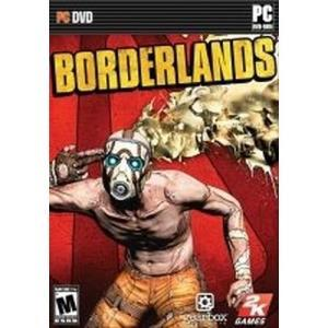 2K Games Borderlands