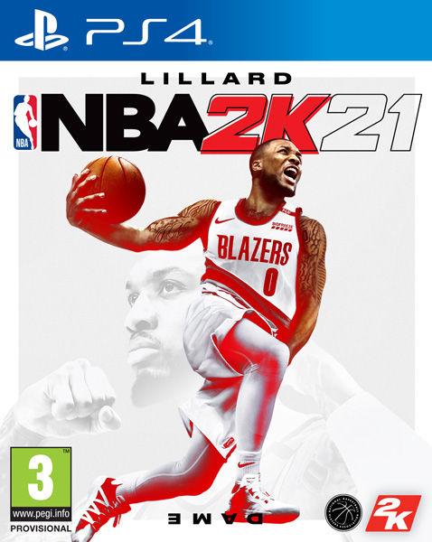 2K NBA 2K21 PS4