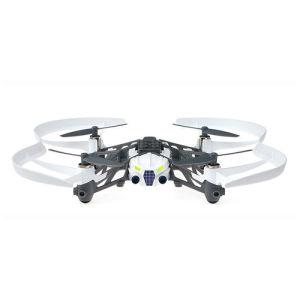 Parrot Airborne cargo mars 4rotori bianco drone fotocamera