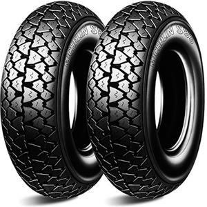 Michelin S83 3.5 8 46j tt