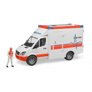 Bruder Ambulanza con 2536