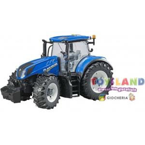 Bruder 3120 trattore new holland t