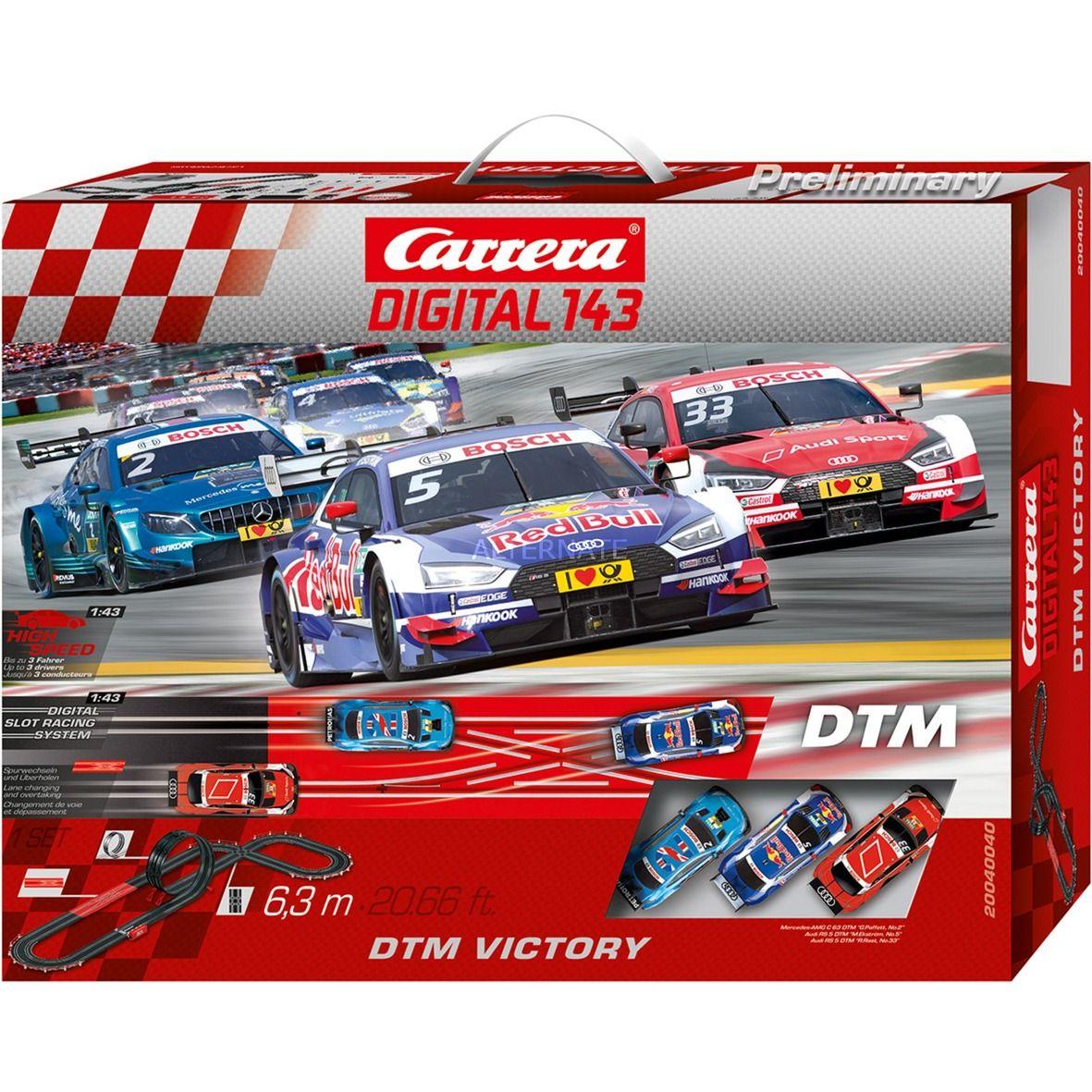 4007486400405 carrera digital 143 dtm victory pista