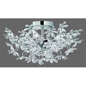 Trio Lighting Flower plafoniera e r60014017