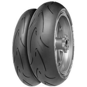 Continental Contiraceattack comp endurance 120/70 17 tl 58w m/c