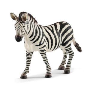 Schleich Giovane femmina di zebra