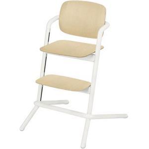 4058511266640 cybex seggiolone lemo porcelaine white legno