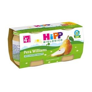 HiPP Omogeneizzato pera williams 2x80g
