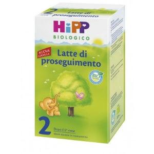 HiPP 2 latte polvere 600g