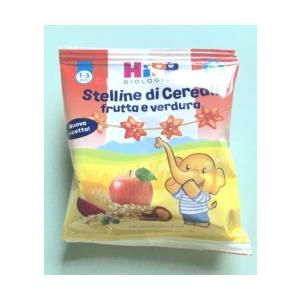 HiPP Stelline di cereali frutta verdura 30g