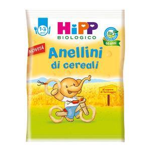 HiPP Anellini di cereali 25g
